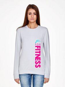 Bluzy na fitness damskie